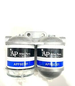 Ebpn9n166aa Dual Fuel Filter Cav Type Assembly For Ford Tractors