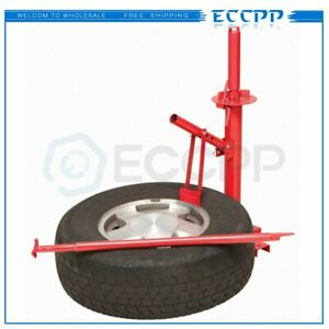 Eccpp Car Truck Motorcycle Portable Tire Changer Manual Tool Tire Bead Breaker