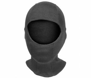 Damascus Nh50l Flame Resistant Hood Universal Sz Over The Head Black Nomex