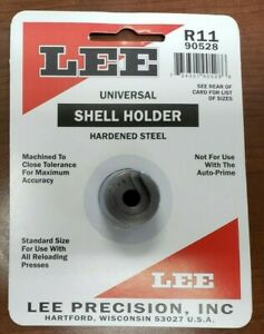Lee Universal Shell Holder - size R11 90528