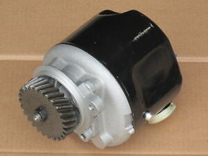 Power Steering Pump For Ford 5700 6600 6700 7000 7100 7600 Backhoe 420