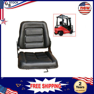 High Quality Forklift Seat For Toyota Nissan Multi Founction Bobcat tractor Us
