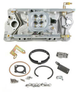 Holley Efi 550 700 Small Block Chevy Multi Port Power Pack Kit For Early Lat