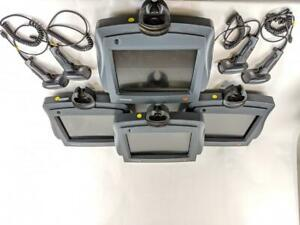 Kodak Directview Remote Operations Panel Lot Of 4 With Barcode Scanners