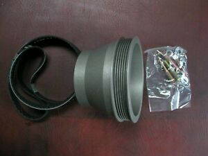 1986 1993 Ford 5 0 Mustang Vortech Supercharger Pulley Assy 4fa116 011