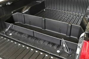 Truck Bed Storage Cargo Organizer Fits Toyota Tacoma 2016 2021 Pickup Container