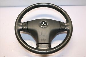 Jdm 01 03 Ct9a Mitsubishi Evolution 7 Gta Evo Vii Oem Srs Steering Wheel