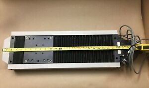 Slide Linear Daedal Position Actuator 12 Travel Linear Scale Compumotor Stepper