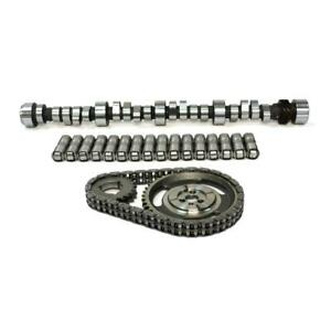 Comp Cams Camshaft Kit Sk08 417 8 Xtreme Marine Hydraulic Roller For Chevy Sbc