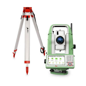 Leica Flexline Ts10 Wlan Bluetooth Survey Reflectorless Manual Total Station