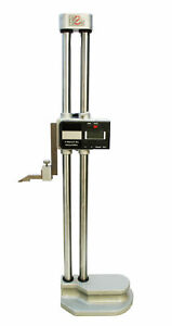 18 450mm Digital Electronic Dual Beam Height Gage Double Column Gauge