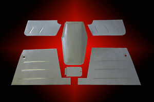 1947 1955 Chevy Pickup Truck Gmc Front Floor Pans Toe Boards Trans Hump New