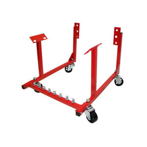 1000 Lbs Cap Engine Cradle Engine Stand Engine Dolly Chevy V8 Style