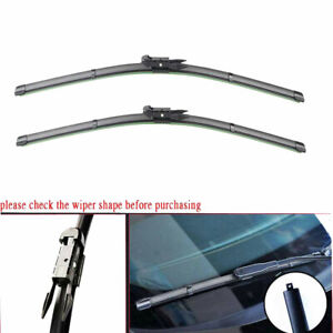 Set Of 2 Windshield Wiper Blades For Gmc Sierra 2500hd Sierra 3500hd 2007 2013
