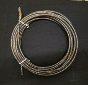 Ridgid Replacement Drain Cleaning Cable 5 16 X 35 Cat 56797 no Box