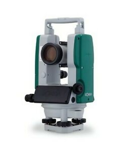 Sokkia Dt940l 9 Second Accuracy Single Display Laser Digital Theodolite W tripod