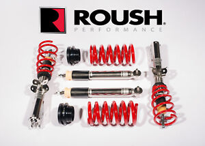 2015 2020 Ford Mustang Single Adjustable Coilover Suspension Kit Roush 421839