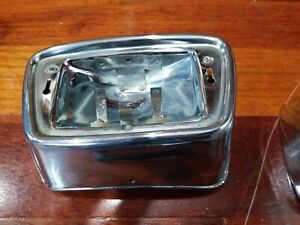 Mercedes Benz W110 Fintail Heckflosse Front Turn Signal Housing Assembly
