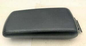 08 10 Dodge Charger Chrysler 300 Center Console Lid Cover Armrest Arm Rest Black