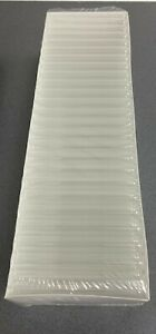 Test Tubes 75x12 Mm Borosilicate Glass Fiolax 5 1 Round Botton 500 Pcs carton
