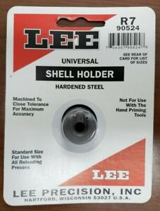 Lee Universal Shell Holder - size R7 90524