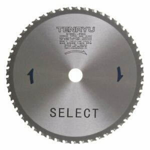 Tenryu Prf 25550ds 10 Carbide Tipped Saw Blade 50 Tooth Tcg Grind 1 5 8