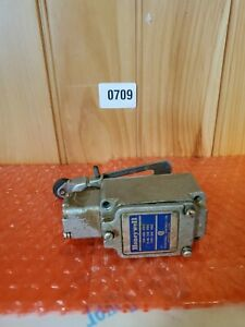 Honeywell Micro Switch 1ls3 3 1nc 1no Spdt Limit Switch Rotary Lever Arm