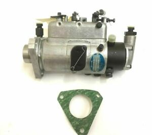 3233f651 New Fuel Injection Pump And Gasket For Ford Tractors 3233651