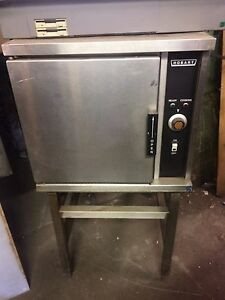 Hobart Electric Convection Steamer Oven Hsf 5 3 Phase 208 Volt 41 6 Amps