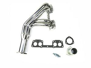 Patriot Exhaust Headers For 75 84 Toyota Pickups 20r 22r Ceramic Coated H4860 1