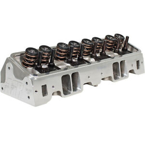 Afr Cylinder Head Set 1054 Eliminator 210cc Aluminum 65cc For Chevy 262 400 Sbc