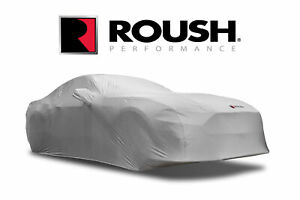 2015 2020 Ford Mustang Satin Stretch Indoor Car Cover Roush 421932