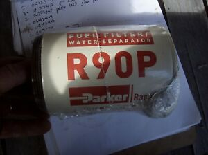 R90p Parker Racor Fuel Filter Water Separator