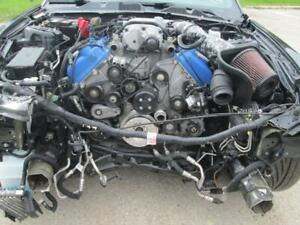 2014 Mustang Shelby Gt500 5 8l Supercharged Engine Transmission Liftout More