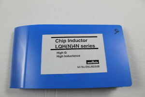 Murata Eklm23ub Kit Of Chip Inductor Lqh n 4n Series