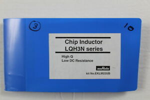 Murata Eklm22ub Chip Inductor Lqh3n Series Kit