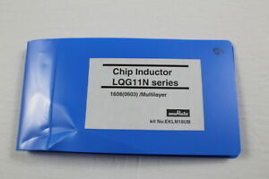 Murata Eklm18ub Chip Inductor Lqg11n Series 1608 0603 Kit as Shown In Pic