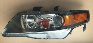 2004 2005 Acura Tsx Cl9 Left Driver Side Headlight Oem