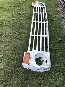 1967 1968 1972 Ford Truck Steel Grille F100 F250 F350 67 Oem No Shipping Local