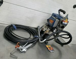 Graco 495 St Pro Airless Paint Sprayer Works Great