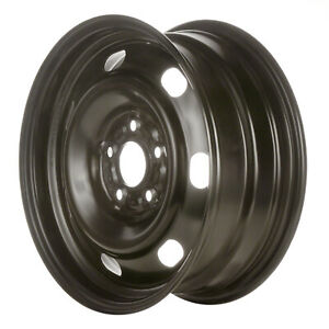 Reconditioned 16x6 5 Black Steel Wheel For 2006 2011 Ford Fusion 560 03631