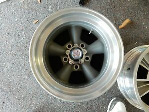 1 15x8 5 Chevy Truck 5x5 American Racing Torque Thrust Ii Wheel Rim