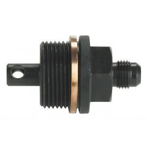 Oil Priming Port Adapter For Detroit Diesel Dd13 And Dd15 Engine For Pre Lubing