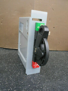 Electrical Box Safety Switch Panel 8 5 d X 9 25 Height 10 1 8 Total Height