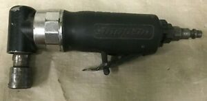 Snap on Pt210a 1 4 90 Degree Angle Air Die Grinder