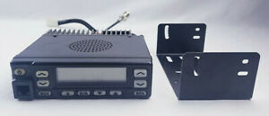 Kenwood Tk 863g 1 Uhf 25 Watt Mobile Radio With Mounting Bracket 450 490mhz