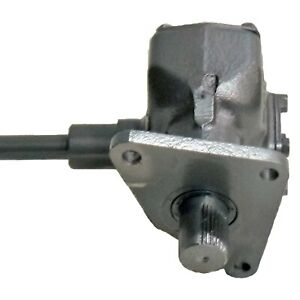 For Ford F 100 1957 1958 Lares 8539 Remanufactured Manual Steering Gear Box