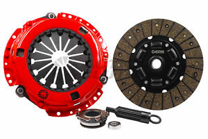 Action Clutch Stage 1 Pressure Plate Disc For Mitsubishi Mirage 88 89 5spd Turbo