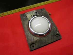 Vintage Car Truck Dome Light Art Deco Packard Buick Durant Star Chevy Ford