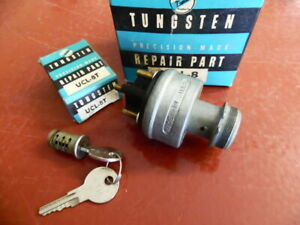 1956 1962 Rambler 56 57 Hudson Ignition Switch Lock Cylinder Nors